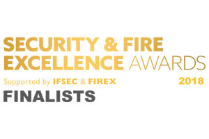 [ 2018 ] Finalists – Security Excellence Awards – Corporate & Social Responsibility
