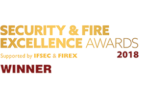 [ 2018 ] WINNERS – Security Excellence Awards – Corporate & Social Responsibility