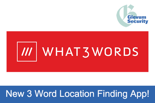 New 3 Word Location Finding App!